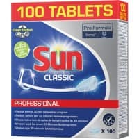 Sun Classic Dishwasher Tablets Pack of 100