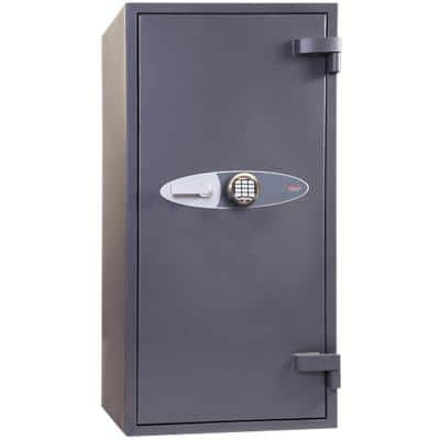 Phoenix Security Safe with Electronic Lock HS1053E 90L 900 x 440 x 430 mm Grey