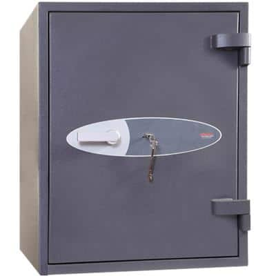 Phoenix Security Safe with Key Lock HS1054K 184L 840 x 650 x 550 mm Grey