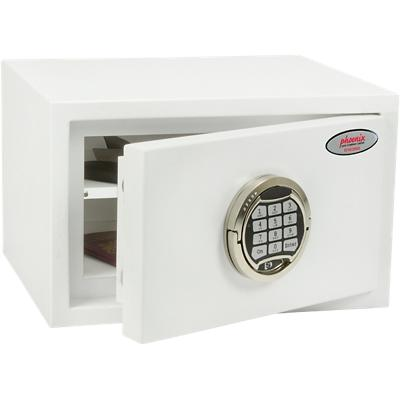 Phoenix Security Safe with Electronic Lock SS1181E 7L 220 x 350 x 300 mm White