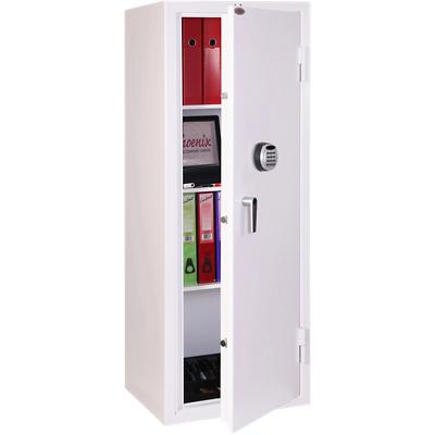 Phoenix Security Safe SS1163E White 570 x 500 x 1,600 mm