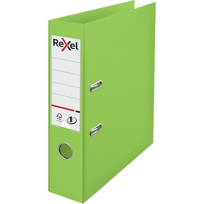 Rexel Choices Lever Arch File 75 mm Polypropylene 2 Rings Green