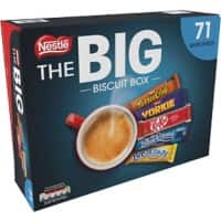 Nestlé The Big Chocolate Biscuits 1.73kg 71 Pieces