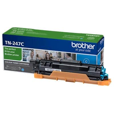 Brother TN-247C Original Toner Cartridge Cyan