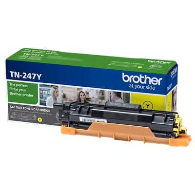 Brother TN-247Y Original Toner Cartridge Yellow
