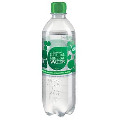 Office Depot Sparkling Water 6 Bottles of 500 ml