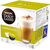 NESCAFÉ Dolce Gusto Cappuccino Coffee Pods Pack of 16