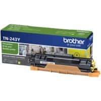 Brother TN243Y Original Toner Cartridge Yellow