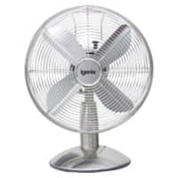 Honeywell Desk Fan DF1250 Chrome