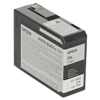Epson T5801 Original Ink Cartridge C13T580100 Photo Black