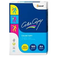 Color Copy Printer Paper A4 160gsm White 250 Sheets