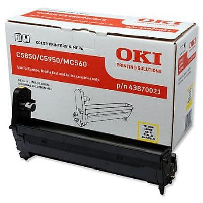 OKI 43870005 Original Image Drum