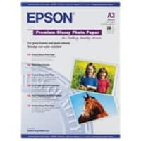 Epson C13S041315 Photo Paper Glossy A3 255gsm White