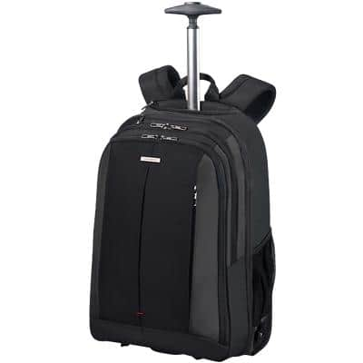 Samsonite Backpack with Wheels GuardIT 2.0 15.6 Inch 33.5 x 20 x 48 cm Black