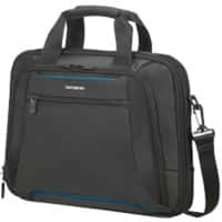 Samsonite Shoulder Bag Kleur 14.1 Inch Black