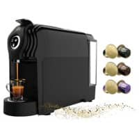 L'OR Lucente Pro coffee machine + 100 capsules for free