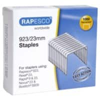 Rapesco Staples 1242 1000 Staples