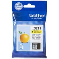 Brother Original Ink Cartridge Yellow