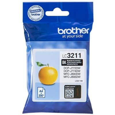 Brother LC-3211BK Original Ink Cartridge Black