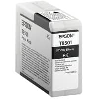 Epson Singlepack Photo Black T850100, Original, Pigment-based ink, Epson, - SureColor SC-P800