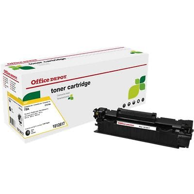 Compatible Office Depot HP 79A Toner Cartridge CF279A Black