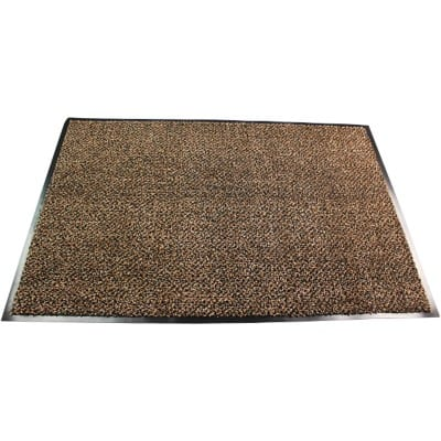 Office Depot Door Mat Indoor Brown 90 x 60 cm