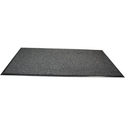 Office Depot Indoor Doormat Premium Grey 900 x 600 x 600 mm
