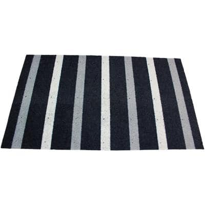 Office Depot Outdoor Doormat Premium Scraper Grey 1,500 x 900 x 900 mm