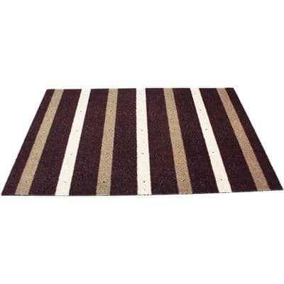 Office Depot Outdoor Doormat Premium Scraper Beige 1,500 x 900 x 900 mm