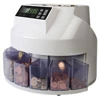 Safescan Coin Counter 1250 EUR White