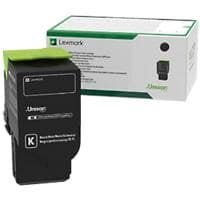 Lexmark 78C2XK0 Original Toner Cartridge Black