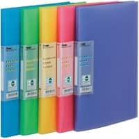 Pentel Display Book Recycology Vivid  A4 31 x 23 x 2 cm 5 Pieces