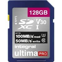 Integral SDXC Card V30 128 GB