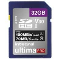 Integral SDHC Card V30 32 GB