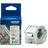 Brother CZ-1003 19mm Label Roll Special format White 65 x 120 mm