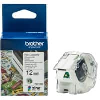 Brother CZ-1002 12mm Label Roll Special format White 65 x 120 mm