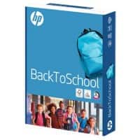 HP Back To School Printer Paper A4 80gsm White 500 Sheets