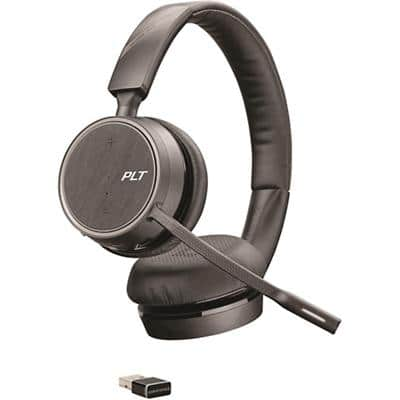 Plantronics Voyager 4220 UC Wireless Headset Black