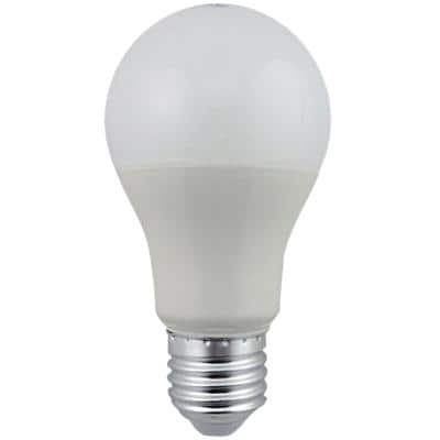 Status Light Bulb Frosted E27 9 W Warm White
