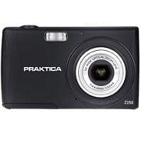 Praktica Digital Camera Luxmedia Z250 20 Megapixel Black