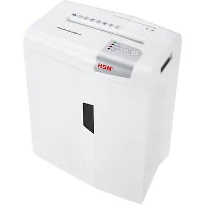 HSM Shredstar X6pro Particle-Cut Shredder Security Level P-5 6 Sheets