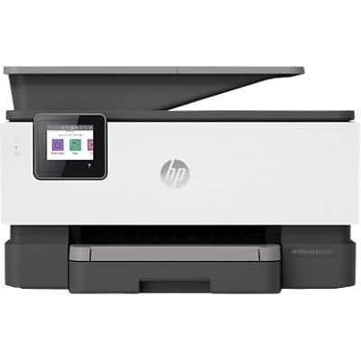 HP OfficeJet Pro 9010 Colour Inkjet All-in-One Printer A4
