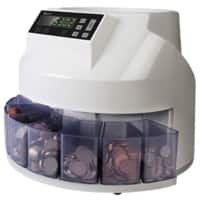 Safescan Coin Counter 1250 GBP White