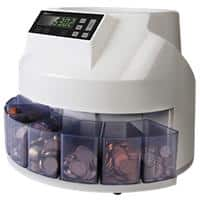 Safescan 1250 GBP Coin Counter and Sorter White