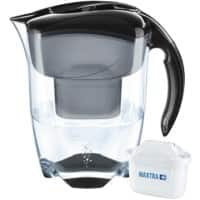 BRITA Water Filter Jug fill&enjoy Elemaris 3.5L Black
