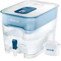 BRITA Water Filter Dispenser fill&enjoy Flow 8.2L Basic Blue