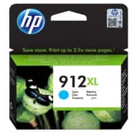 HP 912XL Original Ink Cartridge 3YL81AE Cyan