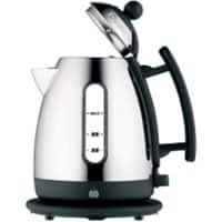 Dualit Cordless Jug Kettle 1L Stainless Steel Black 2000W
