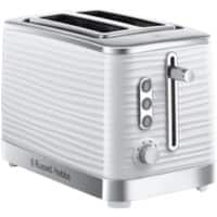 Russell Hobbs Toaster 2 Slices Inspire White