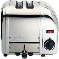 Dualit Toaster DA0020 26 x 21 x 22 cm Stainless Steel